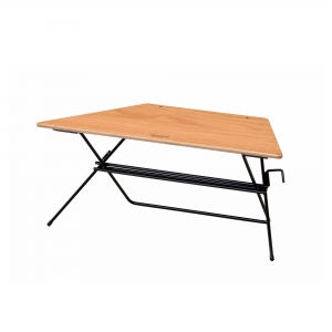 Arch Table Single ( Wood Top ) アーチテーブル (単品)ウッドトップ