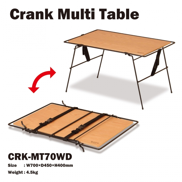 Crank Multi Table
